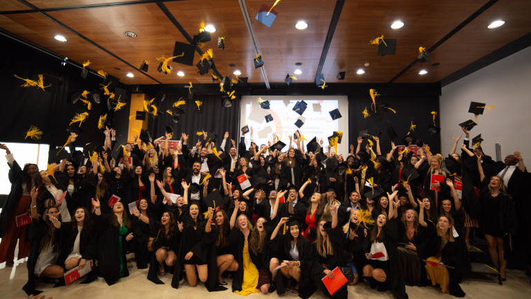 GBSB Global graduation ceremony June 2019
