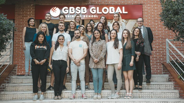 GBSB Global Orientation day in Madrid Campus
