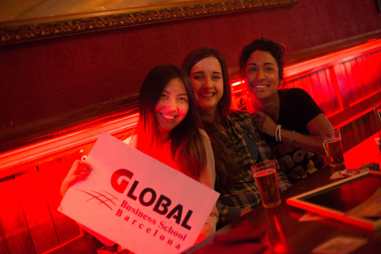 Photo 2 Welcome new students to GBSB Global April 2017