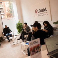 January 2017 Welcome Week Orientation Days at GBSB Global Business School Barcelona