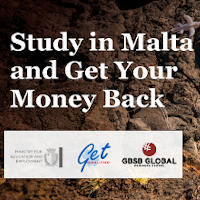 Study in Malta and Get Your Money Back