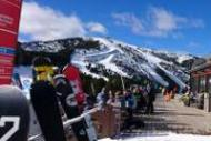 Ski near Barcelona with GBSB Global student trips