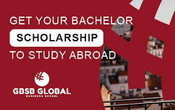 GBSB Global Business School launch Bachelor Scholarship Awards