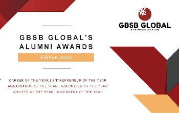 GBSB Global Business School Alumni Awards 2020