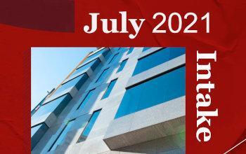 GBSB Global July Intake 2021