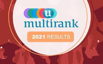 Top Scores for GBSB Global Business School in U-Multirank 2021