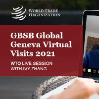 Geneva Virtual Visits 2021: WTO and UNCTAD at GBSB Global